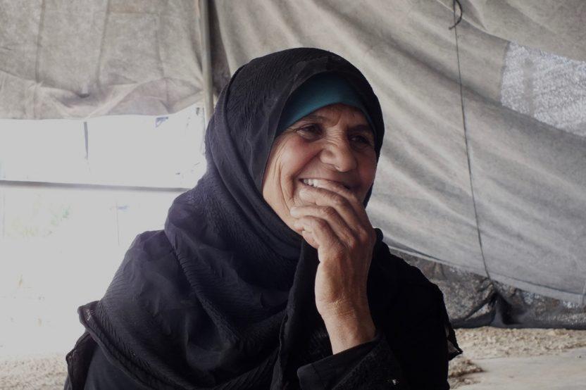 Um Al Kheir: Ein Lächeln inmitten widriger Lebensumstände.