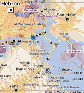Karte: UNOCHA
