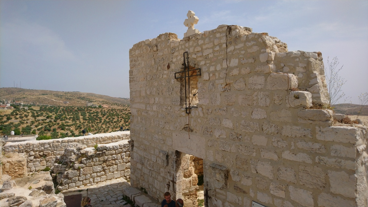 St. Georg in Taybeh, Foto @EAPPI