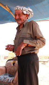 Beduine aus dem Jordantal ©EAPPI