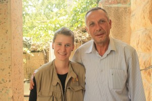 Zu Besuch bei Hashem