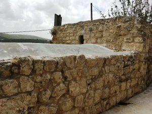 Das Grab von Nun in Kifl Haris, ©EAPPI