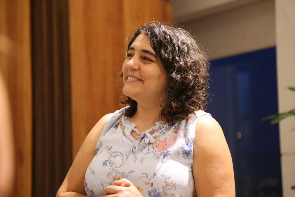 Rabbinerin Alona Nir © EAPPI