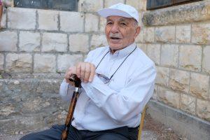 Abu Jad Saba Yosef Salem; Foto @EAPPI