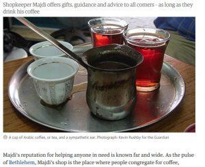 Leserbrief über Majdi im Guardian