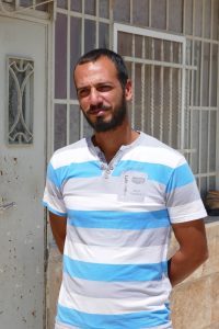 Anas Ibrahim Dirawi aus An Nu'man