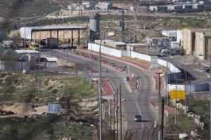 Beit Yatir Checkpoint;© EAPPI