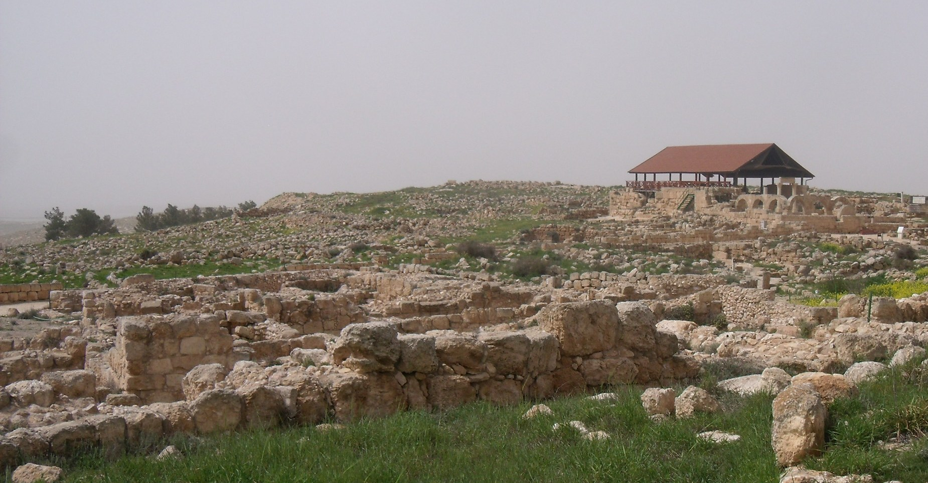 Synagoge in Susya