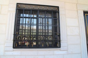 Vergitterte Fenster © EAPPI