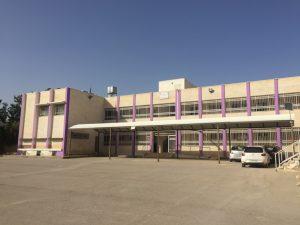 Die weiterführende Schule von Al Jiftlik; ©EAPPI