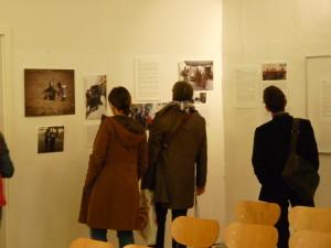 Ausstellung im Ökumenischen Zentrum